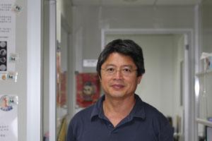 管理師(博士&獸醫師)賴超坤博士